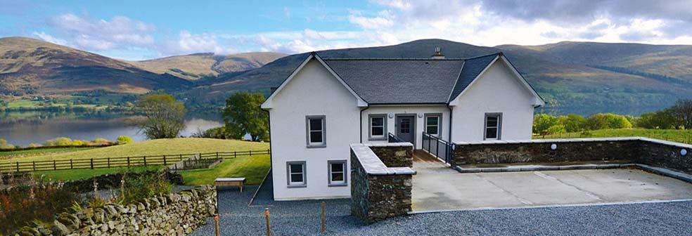 Loch Tay House