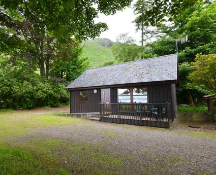 The Lodge at Kilmalieu
