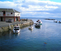 Lower Largo Harbour
