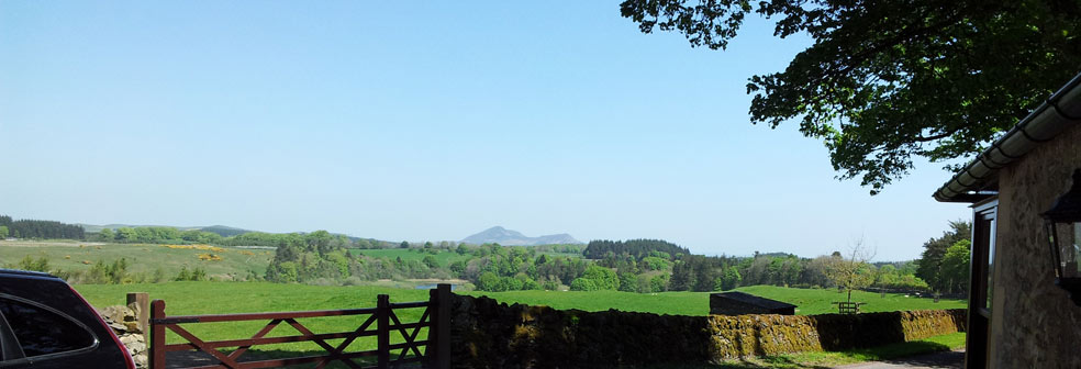 View from Marl Moss Cottage