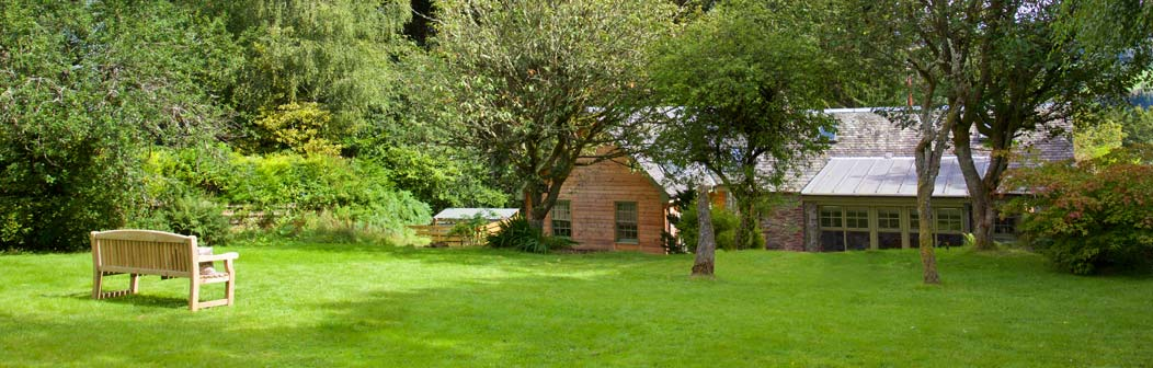 Meadowbank Cottage Garden