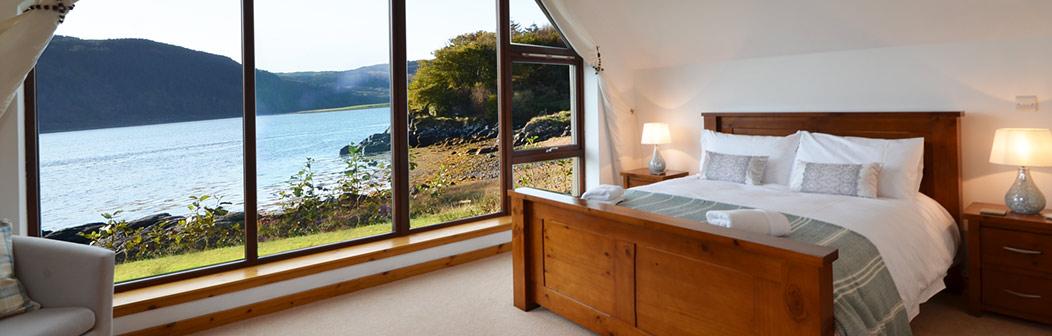 Master Bedroom Shore House