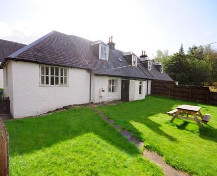 North Cottage, Eilanreach Estate