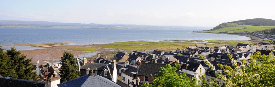 View over Avoch