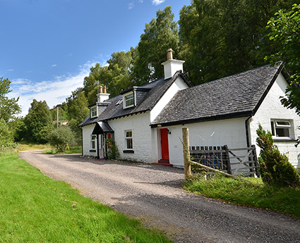 Calderburn Cottage, Aberchalder