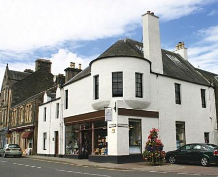 The Rennie Mackintosh Retreat