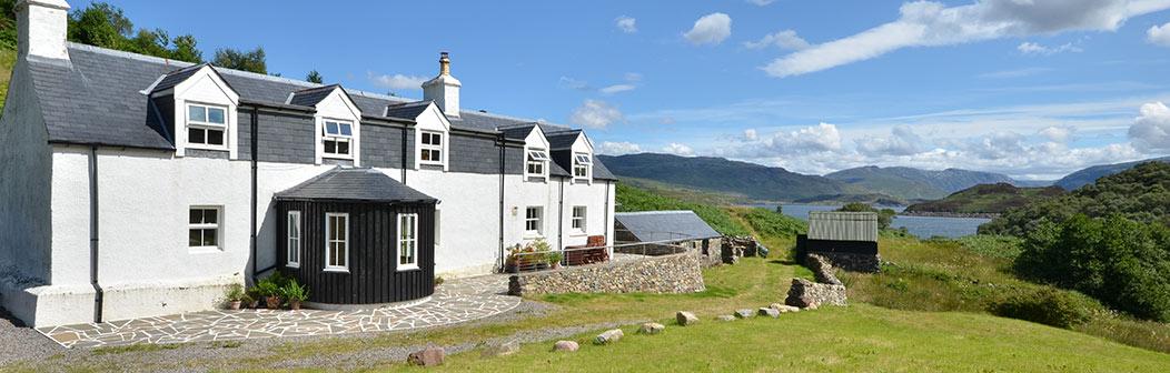 Rientraid Cottage