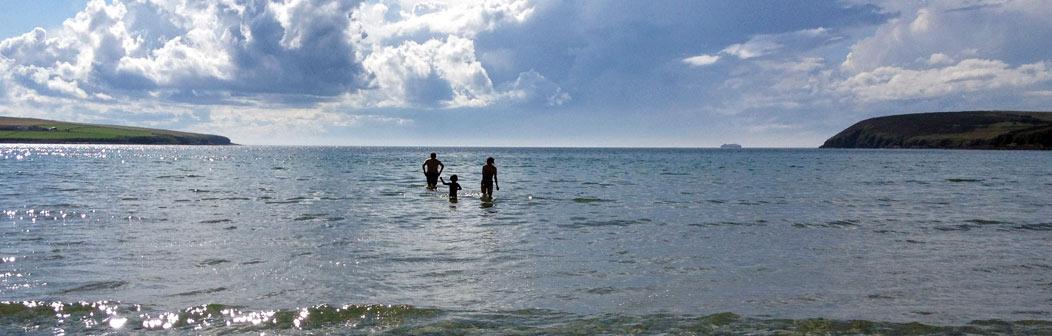 Widewall Bay, Hoxa, Orkney