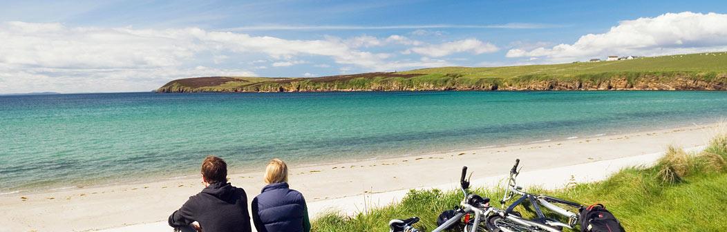 Nearby Beach - Widewall Bay