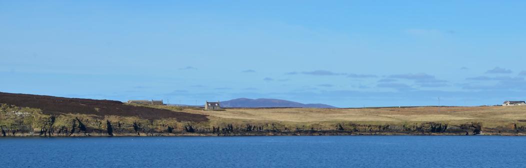 View to Rinibar, Hoxa, Orkney