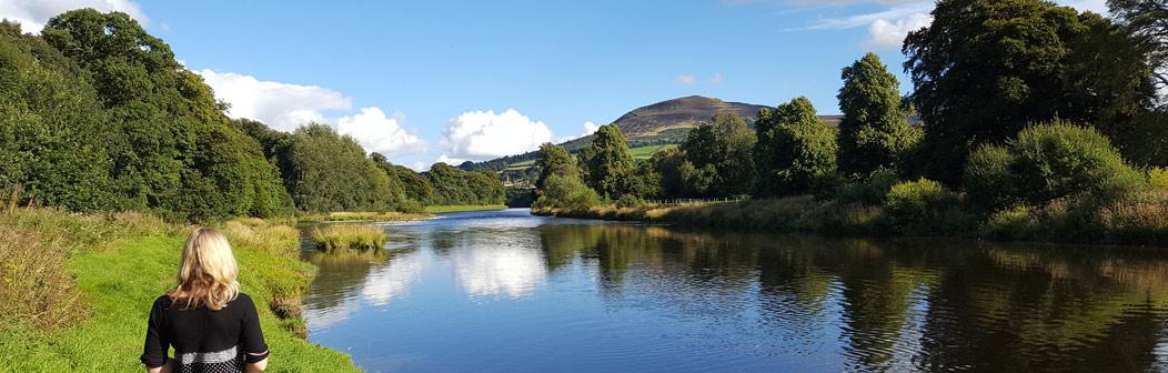 River Tweed at Gattonside