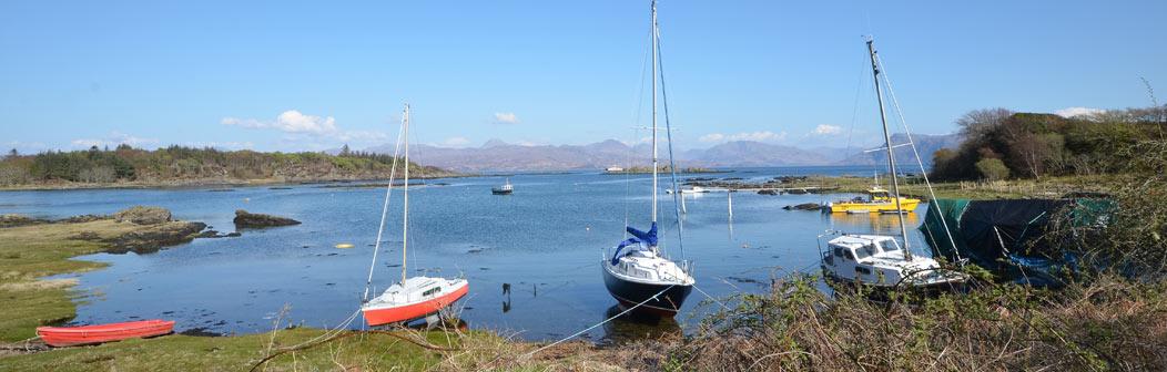 Armadale harbour