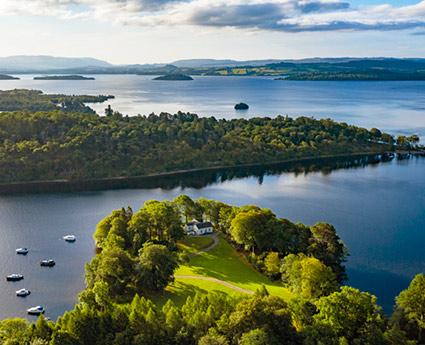 Rossarden Loch Lomond