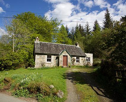 Black Isle Cottage