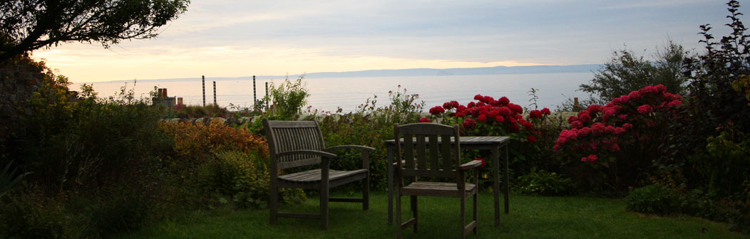 Sunrise at The Artists Cottage