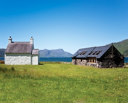 The Bothy/Old Schoolhouse