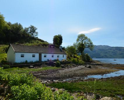 Tigh Na Clachan Cottage