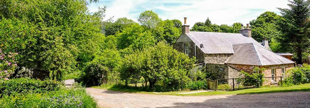 Traquair Cottage