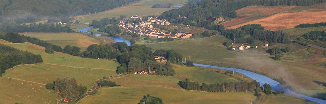 The Tweed Valley