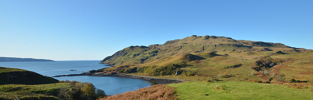 View of Loch Sunart