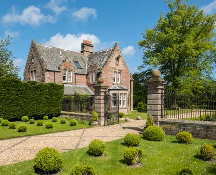 West Lodge Hutton Castle